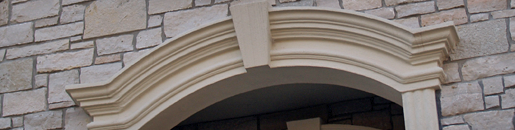 Stucco Crown Molding |